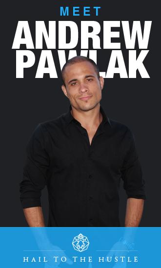 Meet Andrew Pawlak