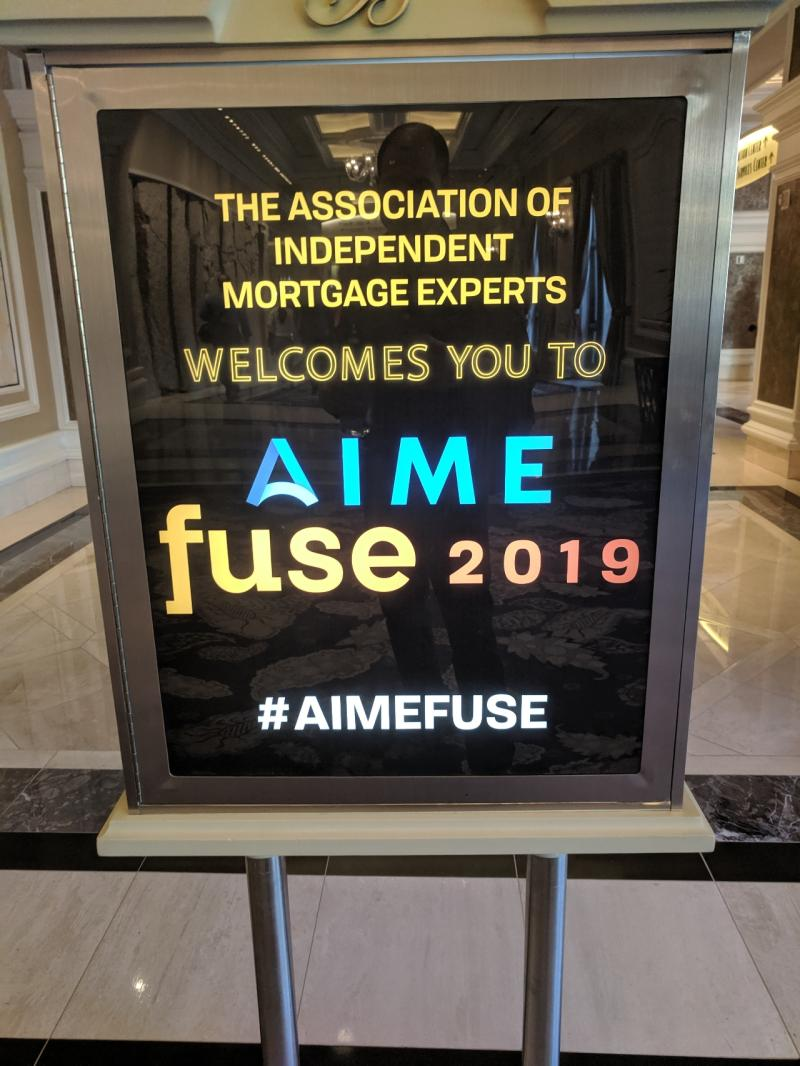 The leadPops Team has arrived at AIME Fuse 2019 in Vegas!